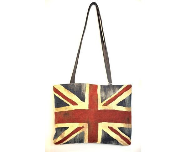 Sac de shopping Anglais