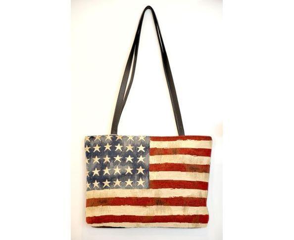 Sac de shopping Américain