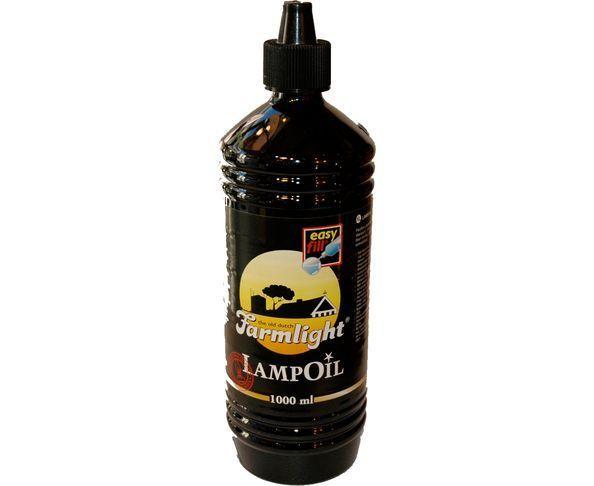 Huile de parafine 1L pour lampe à huile