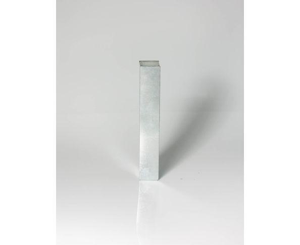 Lettre en métal I - Metalvetica de Seletti