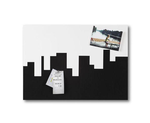 Tableau de bureau 15x21cm Skyline