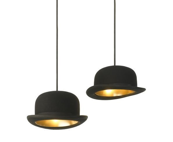Suspension JEEVES chapeau melon - Innermost