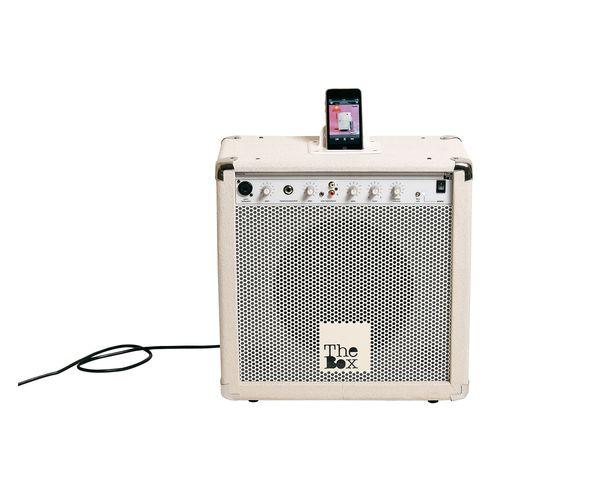 Amplificateur the box - Seletti