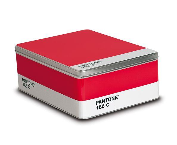 Boite PANTONE 186C Rouge - Seletti