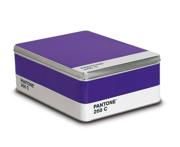 Boite PANTONE® 268C  Violet - Seletti