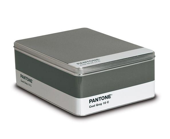 Boite PANTONE® CG10 C Gris - Seletti