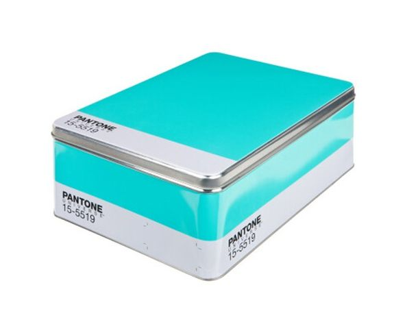 Boite PANTONE 15-5519 Turquoise - Seletti