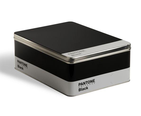 Boite PANTONE noire - Seletti