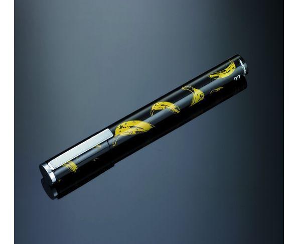 Roller d'Andy Warhol Banana