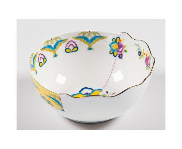 Petit Saladier en Porcelaine Hybrid - Bauci | Seletti