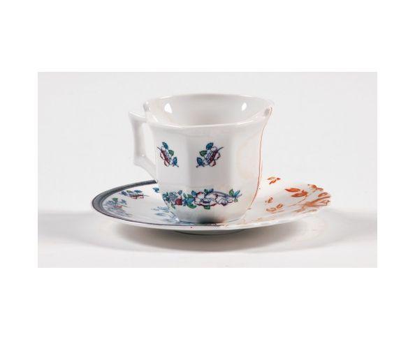 Tasse à café en Porcelaine Hybrid - Leonia