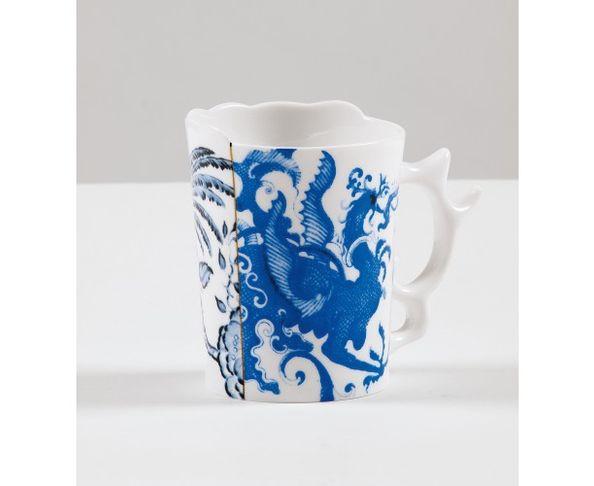 Mug en Porcelaine Hybrid - Procopia | Seletti