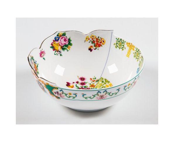 Saladier en Porcelaine Hybrid - Zaira | Seletti