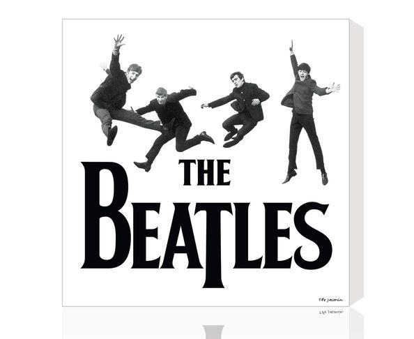 Tableau 50x50 Beatles10