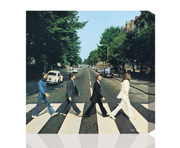 Tableau 50x50 Beatles22