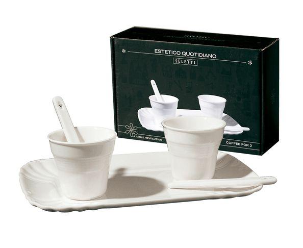 Service à café en porcelaine - Seletti