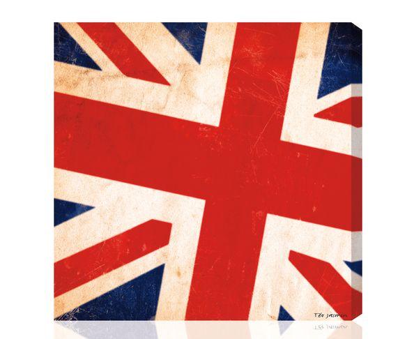 Tableau Union Jack Vintage 3