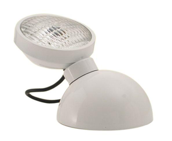 Lampe 1969 blanc - Azimut