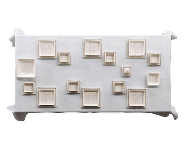 Palace Assiettes à dessert en porcelaine - Seletti - Nouvelle finition
