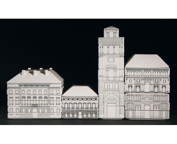 Palace Assiettes à soupe en porcelaine - Seletti - Nouvelle finition