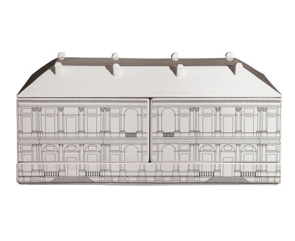 Palace Service à salade en porcelaine - Seletti - Nouvelle finition