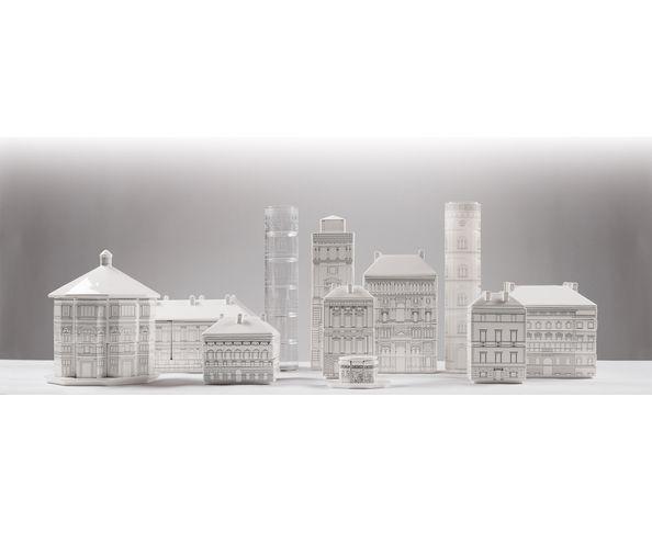 Palace Set de 6 verres - Seletti - Nouvelle finition