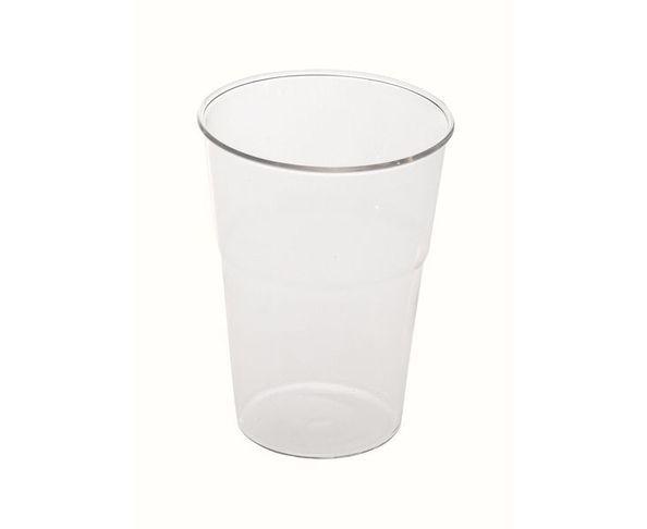 Verre à bière et à cocktail en verre - Seletti
