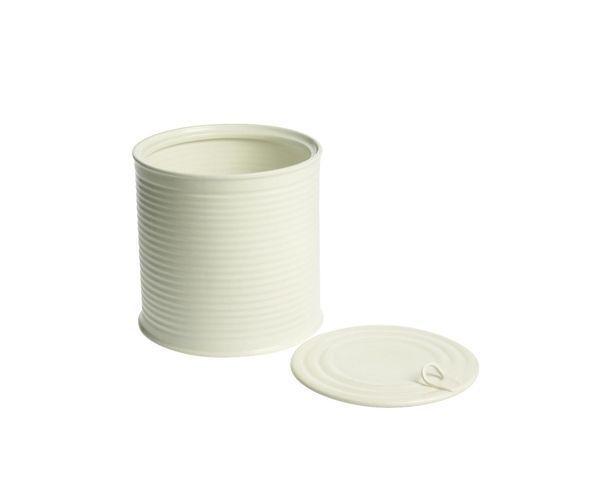Boîte à sucre avec couvercle en porcelaine Seletti