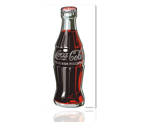 Tableau Coke Bottles Original