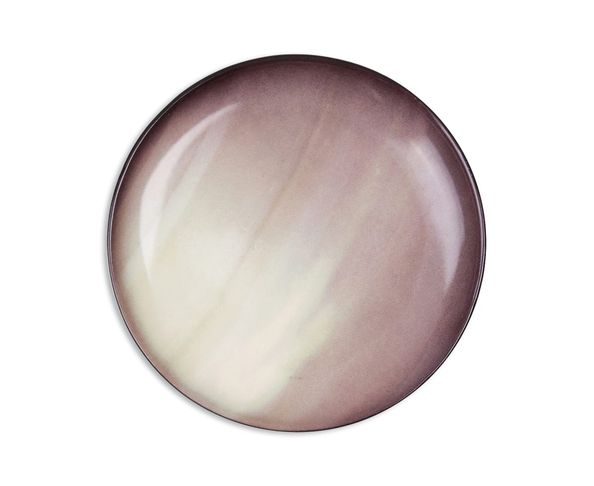 Assiette à dessert en porcelaine Cosmic Diner - Saturno