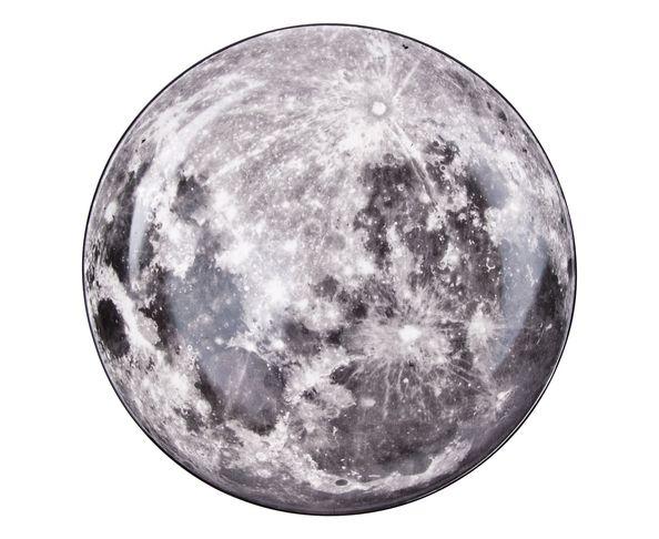 Assiette en porcelaine Cosmic Diner - Luna