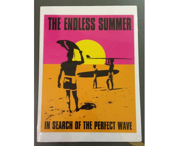 Endless summer - Tôle imprimée U.S