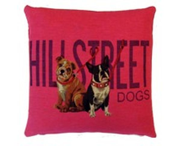 Coussin Hill Street Dogs
