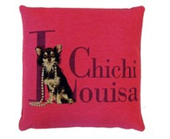 Coussin Chichi Louisa