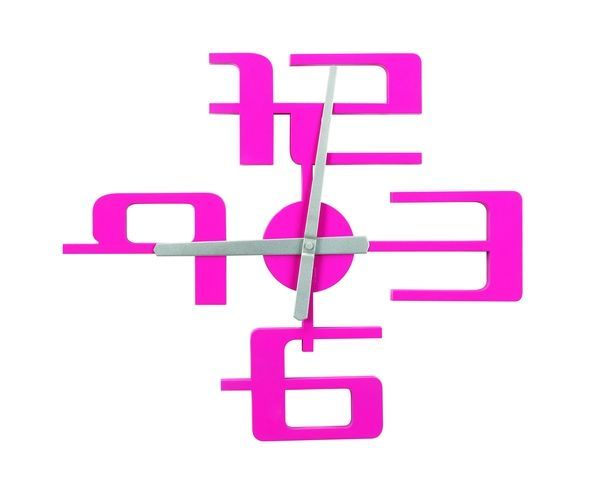 Horloge Big Time Fuschia