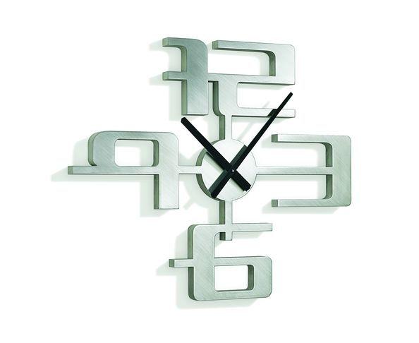 Horloge Big Time Nickel