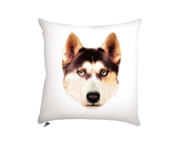 Coussin Dog / Fox - 40x40 cm