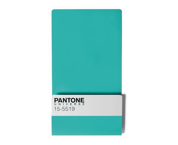 Etagère aimantée PANTONE Turquoise - Seletti
