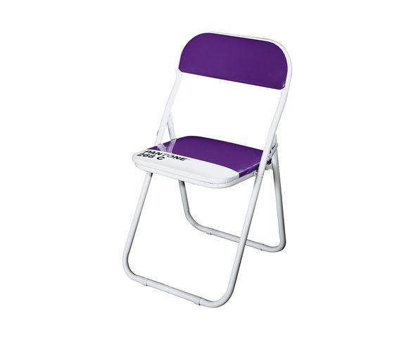 Chaise Pantone Violette - Seletti