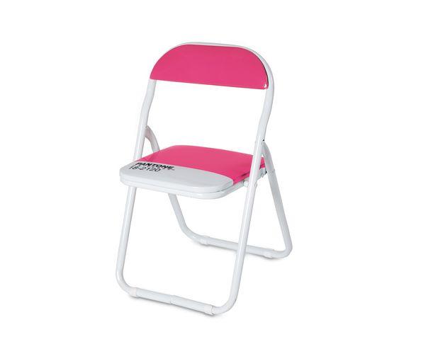 "Chaise enfant Pantone Fushia - ""PANTONE® 18-2120 - Seletti"