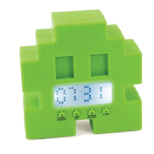 Réveil Space Invader - Alarm Clock