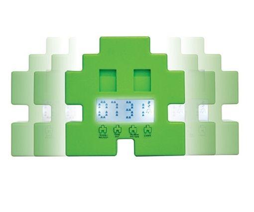 Réveil Space Invader - Alarm Clock