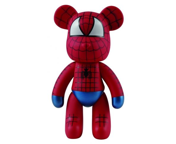 Tirelire Art Toys Cool Bear Spiderman