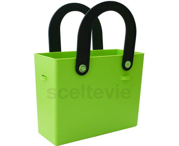 Sac en silicone vert flashy - Hachiman
