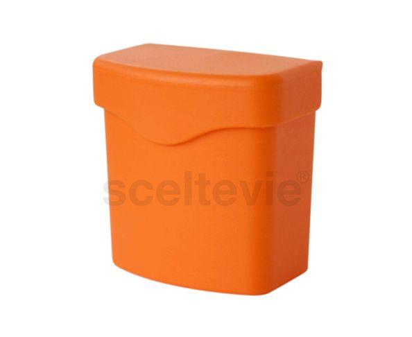 Clip Poche orange taille S - Hachiman