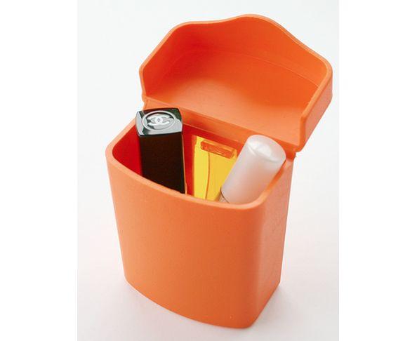 Clip Poche orange taille L - Hachiman