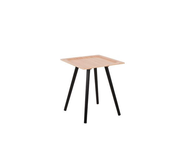 Table d'appoint Bambou Warrior Noire (petite) - Zuiver