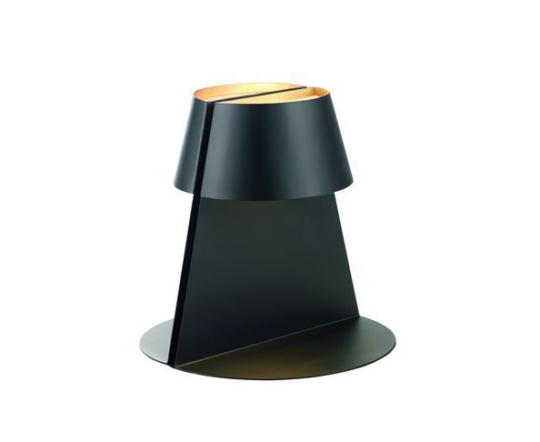 Lampe Madame noire GM - Almalight