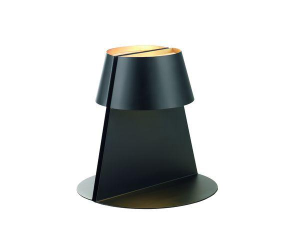 Lampe Madame noire GM - Almalight