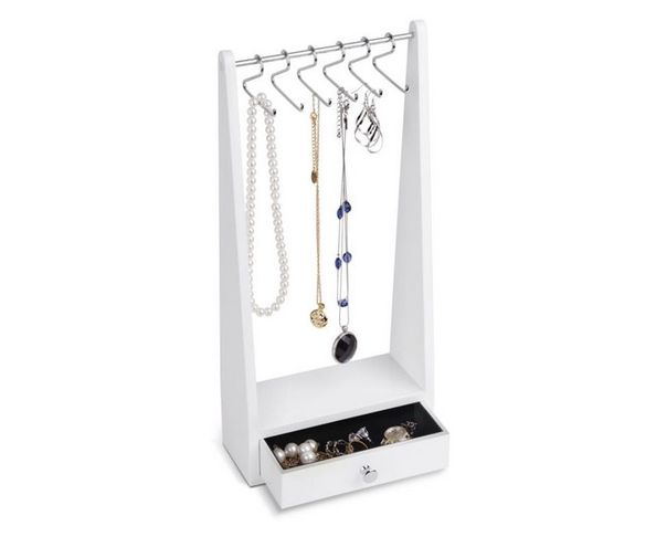 Porte Bijoux avec compartiment - Umbra - JEWEL RACK JEWELRY STAND
